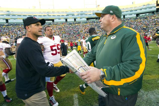 49ers vs. Packers: Green Bay's Biggest Winners and Losers from NFL Week 1