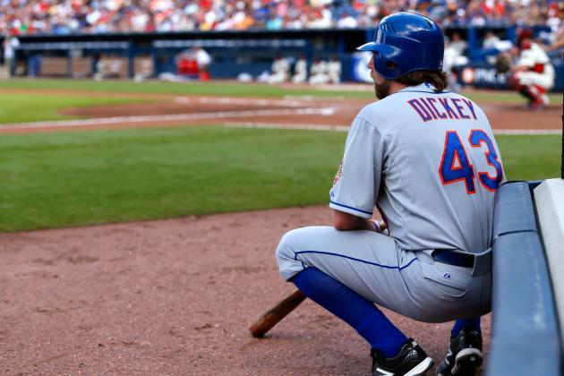 New York Mets: Comparing RA Dickey and Zack Wheeler