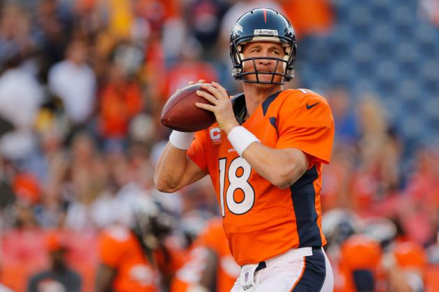 Denver Broncos: 5 Reasons Peyton Manning Will Win Broncos the AFC West