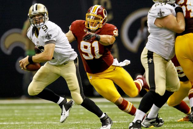 Redskins vs. Saints: 10 Things We Learned from New Orleans' 40-32 Loss
