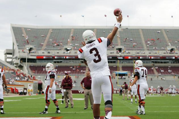 Virginia Tech Football: Winners and Losers from Week 2 Game vs. Austin Peay