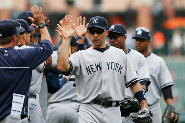 New York Yankees: Breaking Down the Rest of the Bombers 2012 Schedule