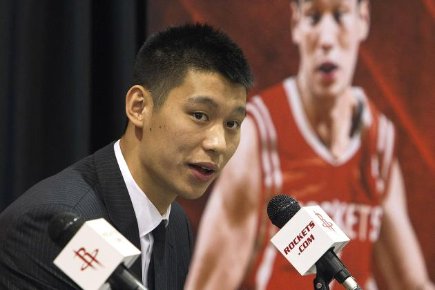 Jeremy Lin's Best- and Worst-Case Scenarios with the Houston Rockets