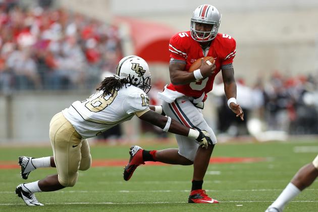 Ohio State Football: Grading All 22 Starters from the UCF Game