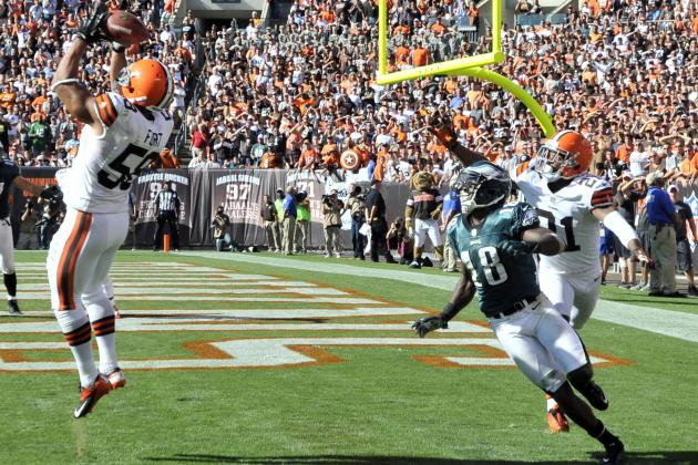 Week 1 Cleveland Browns Awards: MVP, LVP and Top Rookie