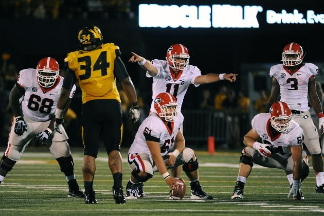 Georgia vs. Missouri: Grading All 22 Bulldog Starters