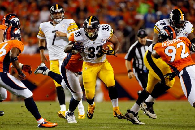 Steelers vs. Broncos: Pittsburgh's Biggest Winners & Losers from NFL Week 1