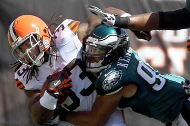 Browns vs. Eagles: Full Week 1 Report Card for RB Trent Richardson