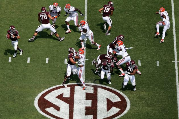 Texas A&M Football: Winners and Losers from Week 1 Game vs. Florida