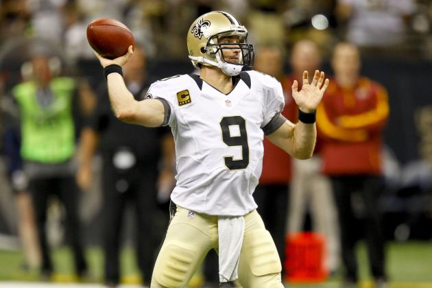 New Orleans Saints' Heroes and Zeros vs. Redskins