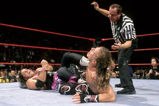 TJR Retro Review of WWE Survivor Series 1997 (Bret Hart vs. Shawn Michaels)