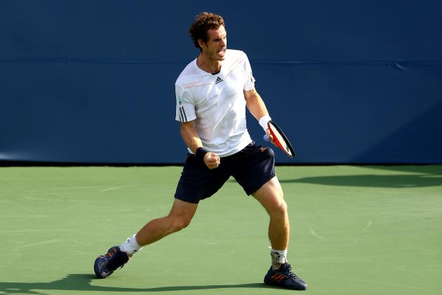 US Open Tennis 2012: 5 Keys to a Victory for Andy Murray