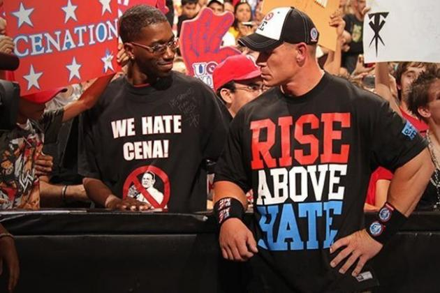 Canada and the Top 5 Anti-John Cena WWE Territories