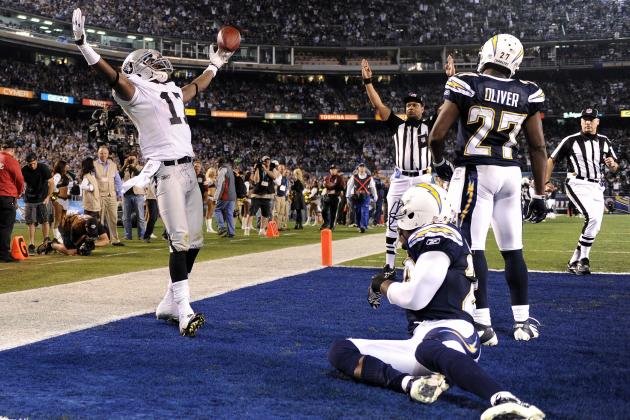 Oakland Raiders: 5 Keys to the Chargers Game for Oakland