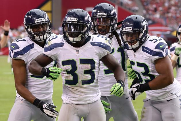 Seattle Seahawks vs. Arizona Cardinals: Seattle's Week 1 Awards