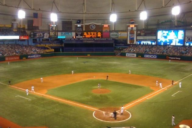 Tampa Bay Rays: Why the Rays Deserve a New Stadium