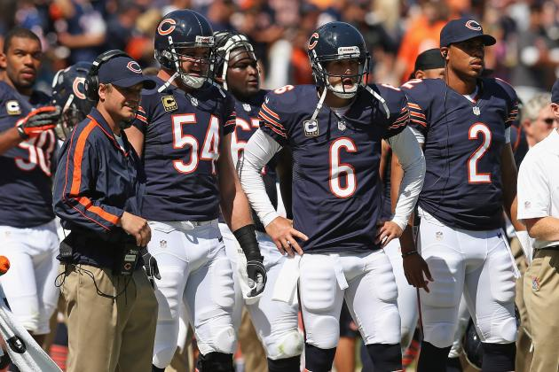 Chicago Bears: Winners and Losers from Sunday vs Colts