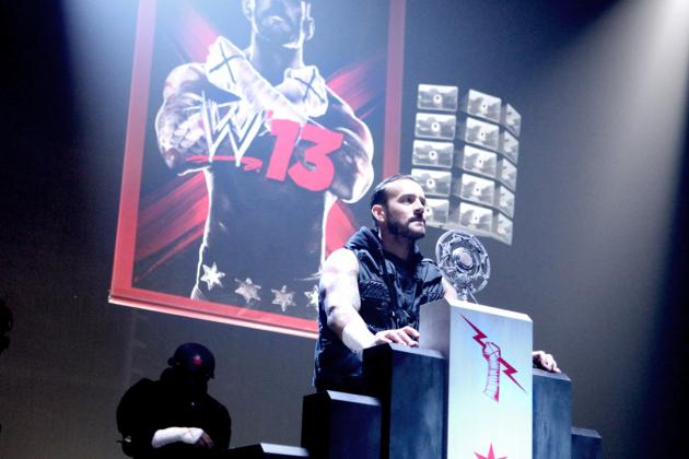 WWE Night of Champions 2012: 5 Reasons Why CM Punk Will Steal the Show
