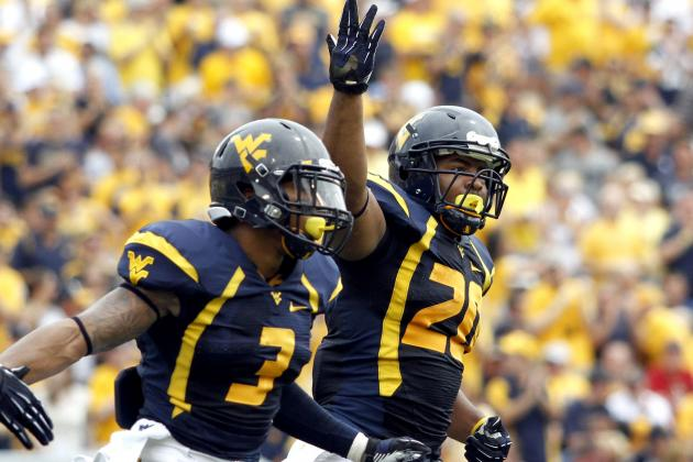 WVU Football: Alston vs Buie Competition Continues Against Baylor. Update!