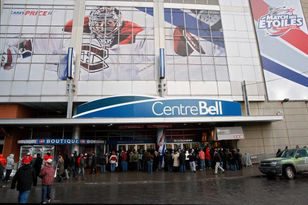 10 Best Arenas in the NHL