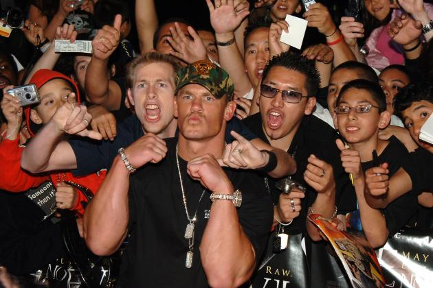 John Cena: Goofiest Photos of the WWE Superstar on the Internet