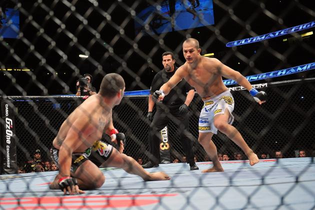 MMA: 15 Must-See Fights Remaining in 2012