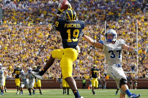 Michigan Football: Where Does Saturday's Lackluster Performance Rank in B1G?