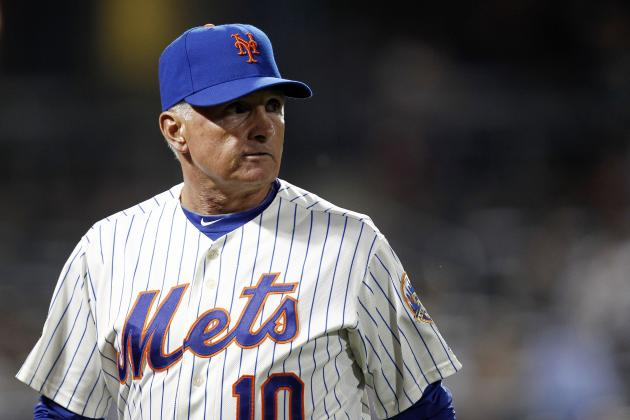 Predicting the New York Mets' Opening Day 25-Man Roster for 2013