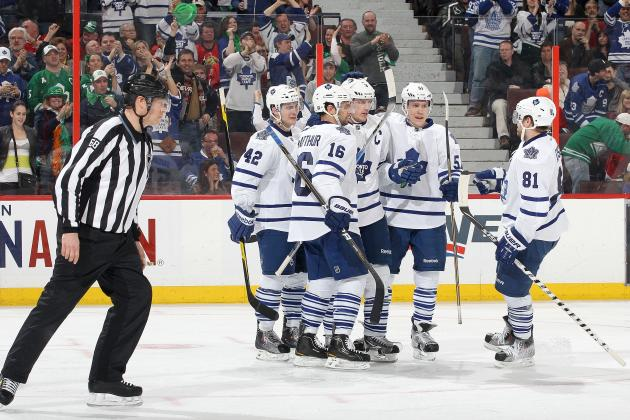 Toronto Maple Leafs: 1 Thing Each of Their Top 10 Players Must Improve On