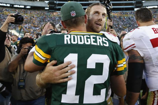 Green Bay Packers: 5 Areas That Will Improve Against the Chicago Bears