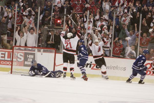 NHL: Ranking the Top-10 Goals in New Jersey Devils History