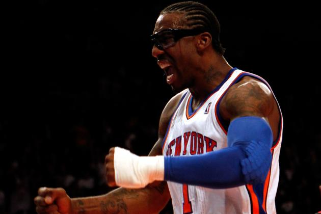 Amar'e Stoudemire and Other NBA Players Who Will Bounce Back in 2012-13