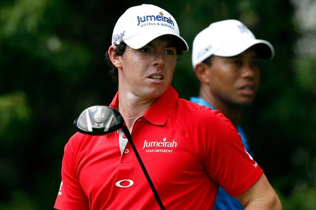 5 Things Rory McIlroy Already Does Better Than Tiger Woods on the Course