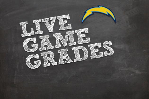 Chargers vs. Raiders: Instant Grades and Analysis for San Diego's Week 1 Game