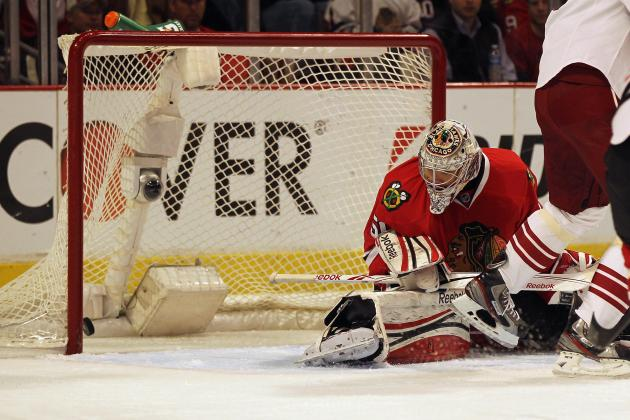 Blackhawks: 5 Biggest Factors in 2012-13 Season