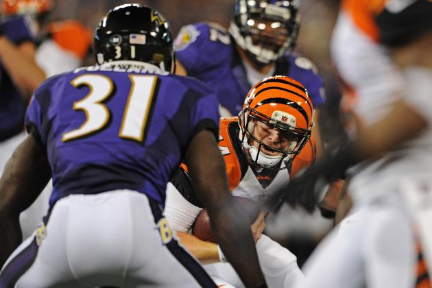 Bengals vs. Ravens: Baltimore's Biggest Winners and Losers from Week 1