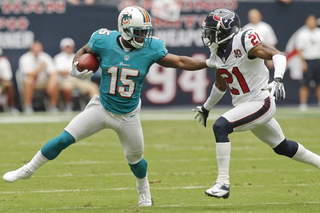 Miami Dolphins vs. Houston Texans: Miami's Week 1 Awards
