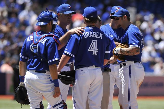 5 Keys to Keeping the Toronto Blue Jays Rotation Healthy in 2013