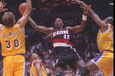 Portland Trail Blazers' All-Time Starting 5
