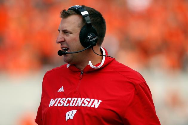 Wisconsin Badgers and 9 Other Struggling FBS Teams Who'll Finish Strong