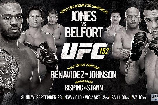 UFC 152: Top Contenders for Each Fight Night Bonus