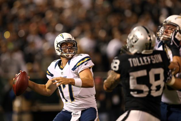 Chargers vs. Raiders: 5 Takeaways from Monday Night Football Opener