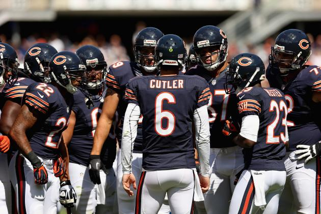 Chicago Bears: Questions Left Unanswered After Week 1