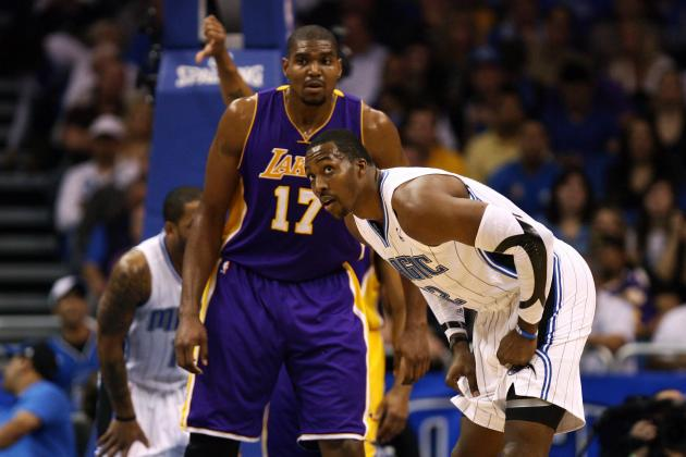 Breaking Down the Differences Between Dwight Howard and Andrew Bynum