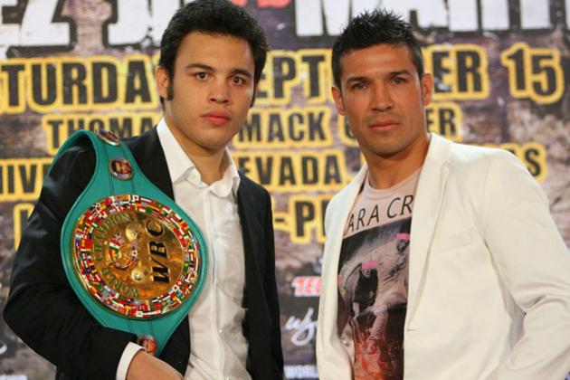 Sergio Martinez vs. Julio Cesar Chavez Jr.: Why This Will Be Fight of the Year