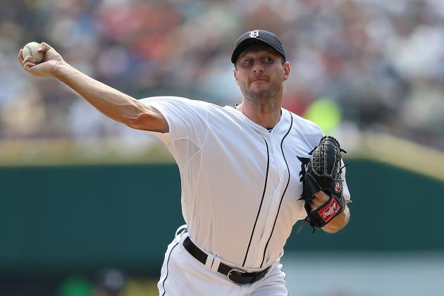 AL Cy Young Award Rankings: Max Scherzer Makes His Debut in Top 5