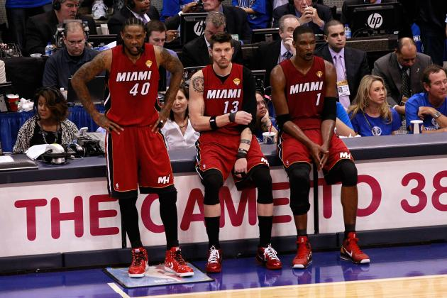 Breaking Down the Miami Heat Bench
