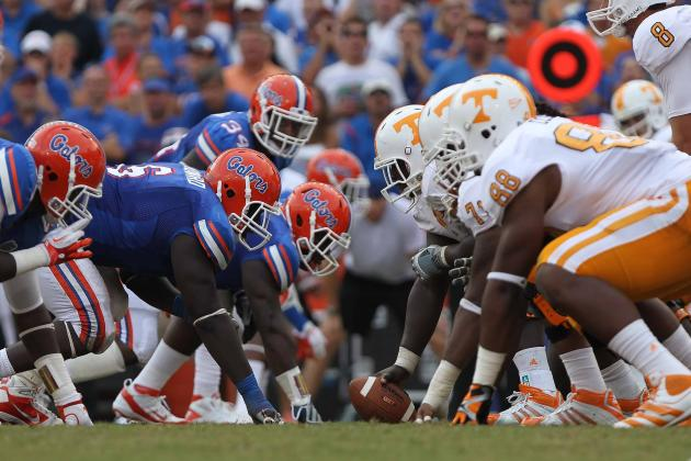 Florida Gators vs. Tennessee Volunteers: Complete Game Preview