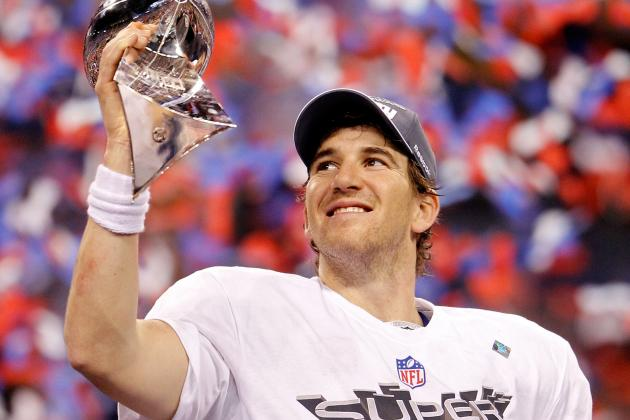 New York Giants: 4 Reasons Eli Manning Will Lead Big Blue Back to the Super Bowl