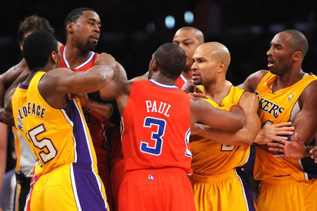 NBA: Top 10 Basketball Players in Los Angeles